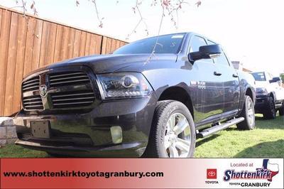 RAM 1500 2017 for Sale in Prosper, TX