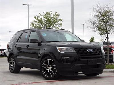 Ford Explorer 2018 for Sale in Prosper, TX