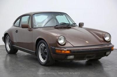 Porsche 911 1985 for Sale in Los Angeles, CA