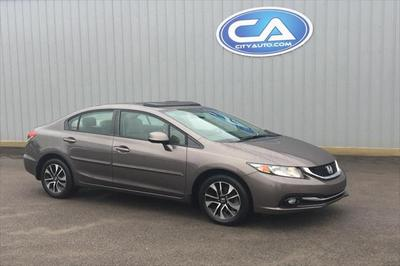 2013 Honda Civic EX-L for sale VIN: 19XFB2F99DE014143