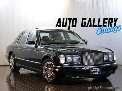 2001 Bentley Arnage Red Label for sale VIN: SCBLC31E71CX05705