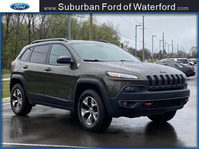 Jeep Cherokee 2016 a la venta en Oak Park, MI