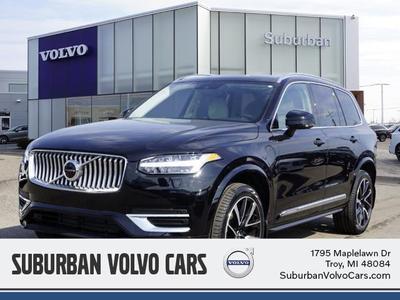 2021 Volvo Xc90 Recharge Plug-in Hybrid