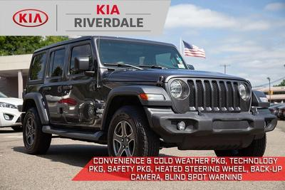 Jeep Wrangler Unlimited 2018 a la venta en Riverdale, NJ