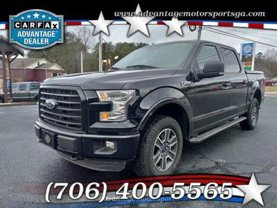 Ford F-150 2016 for Sale in Blairsville, GA