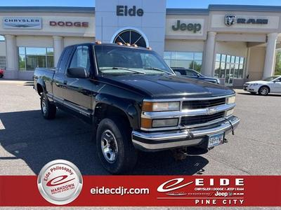 Chevrolet 2500 1998 for Sale in Pine City, MN