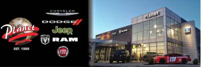 Planet Chrysler Dodge Jeep Ram FIAT Image 1