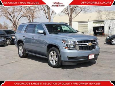 Chevrolet Tahoe 2016 for Sale in Englewood, CO