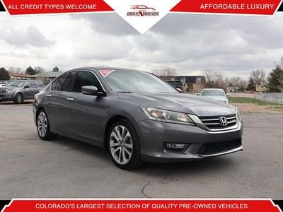 Honda Accord 2013 a la venta en Englewood, CO
