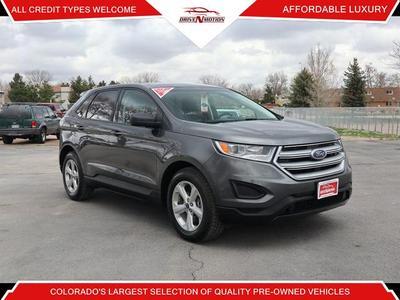 Ford Edge 2017 a la venta en Englewood, CO