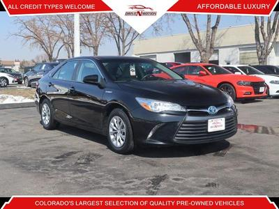 Toyota Camry Hybrid 2016 for Sale in Englewood, CO