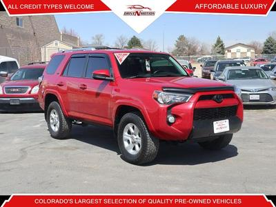 Toyota 4Runner 2016 for Sale in Englewood, CO
