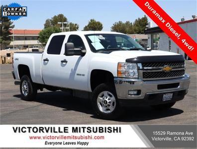 Chevrolet Silverado 2500 2014 a la Venta en Victorville, CA
