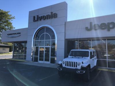 Livonia Chrysler Jeep Image 6