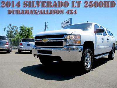 Chevrolet Silverado 2500 2014 for Sale in Gladstone, OR