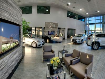 Lexus of Woodland Hills Image 1