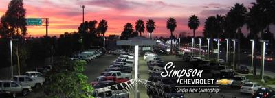 Simpson Chevrolet Image 1