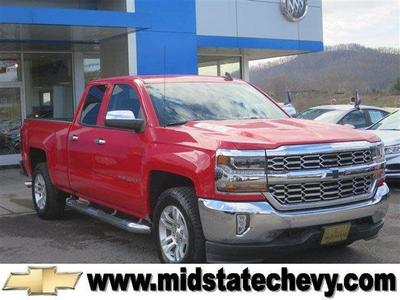 Chevrolet Silverado 1500 2016 for Sale in Sutton, WV