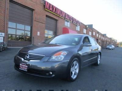 2007 Nissan Altima 3.5 SE for sale VIN: 1N4BL21E67N426736