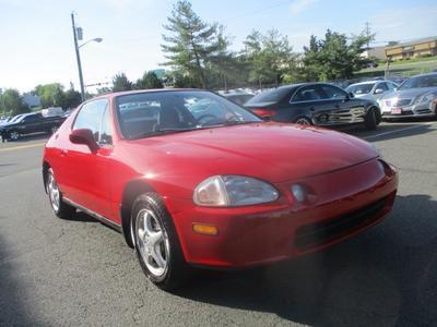 1995 Honda del Sol Si for sale VIN: JHMEH6168SS003691