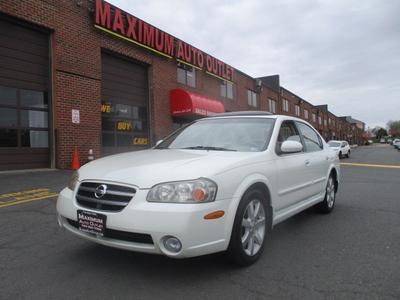 2003 Nissan Maxima GLE for sale VIN: JN1DA31A53T438574