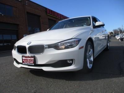 2014 BMW 320 i xDrive for sale VIN: WBA3C3G58ENS68146