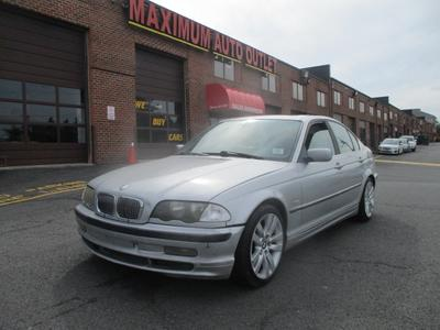 2000 BMW 328 i for sale VIN: WBAAM5335YEJ40908