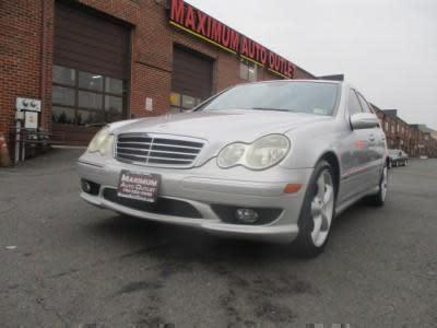 2005 Mercedes-Benz C-Class C230 Kompressor Sport for sale VIN: WDBRF40J55F725764