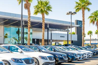 Mercedes-Benz Of Henderson in Henderson including address ...