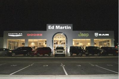 Ed Martin Chrysler Dodge Jeep RAM Image 5