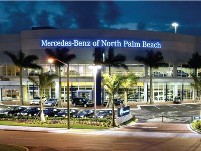 Mercedes-Benz of North Palm Beach Image 1