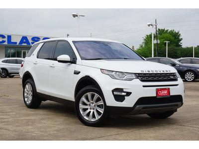 Land Rover Discovery Sport 2019 for Sale in Sugar Land, TX
