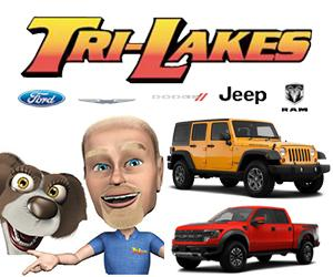 Tri-Lakes Chrysler Dodge Jeep Ford Image 1