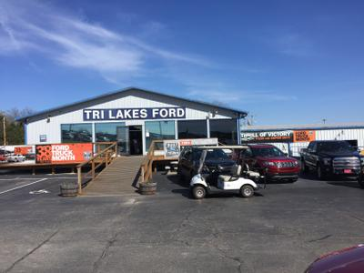 Tri-Lakes Chrysler Dodge Jeep Ford Image 2