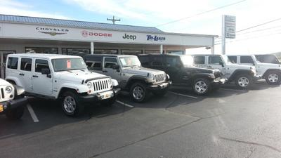 Tri-Lakes Chrysler Dodge Jeep Ford Image 4