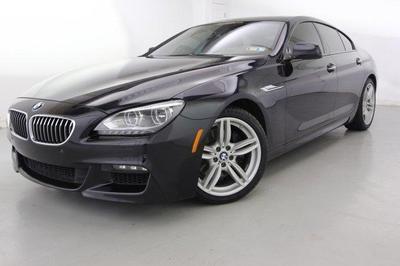 2014 BMW 640 Gran Coupe i xDrive for sale VIN: WBA6B8C58EDZ72761