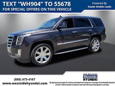 2016 Cadillac Escalade Luxury for sale VIN: 1GYS3BKJ3GR172461