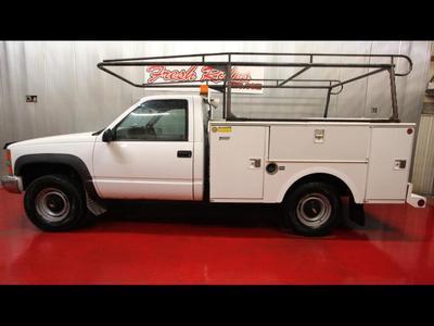 Chevrolet Silverado 3500 2000 for Sale in Evans, CO