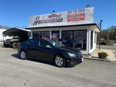 Chevrolet Cruze 2014 for Sale in Mechanicsville, VA