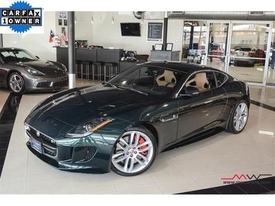 2016 Jaguar F-TYPE R for sale VIN: SAJWJ6DL5GMK29339