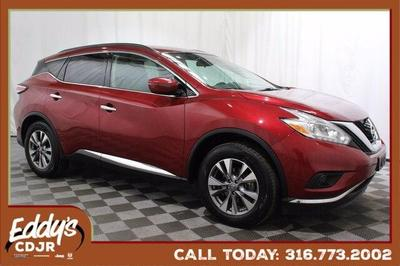 Nissan Murano 2017 a la venta en Wichita, KS