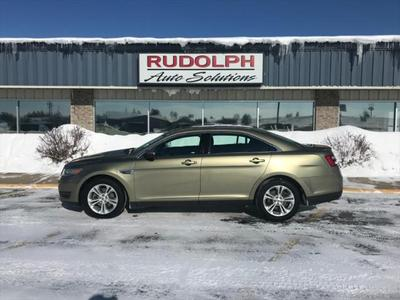 2013 Ford Taurus SEL for sale VIN: 1FAHP2E86DG162274
