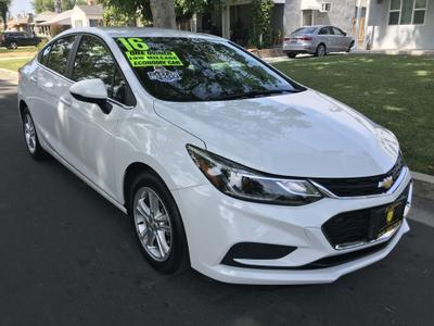 Chevrolet Cruze 2016 for Sale in North Hollywood, CA