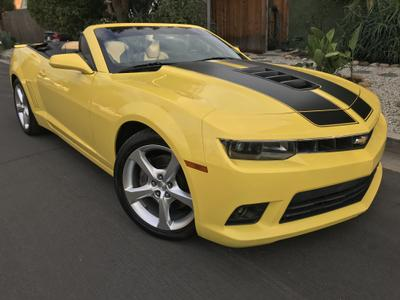 Chevrolet Camaro 2015 for Sale in North Hollywood, CA