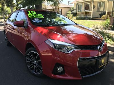 Toyota Corolla 2015 for Sale in North Hollywood, CA