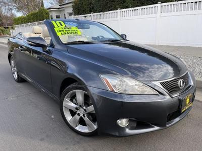 Lexus IS 250C 2010 a la venta en North Hollywood, CA