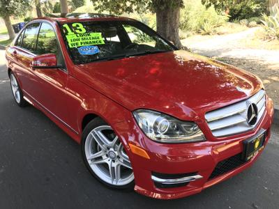 Mercedes-Benz C-Class 2013 for Sale in North Hollywood, CA