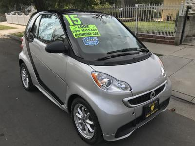 Smart ForTwo Electric Drive 2015 for Sale in North Hollywood, CA
