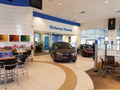 Delaney Honda Image 8