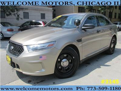 Ford Sedan Police Interceptor 2013 for Sale in Chicago, IL